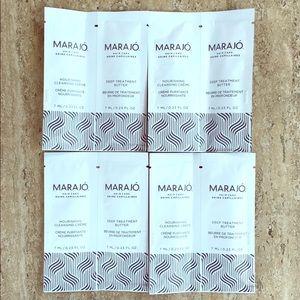 NEW MARAJÓ cleansing crème & deep treatment butter